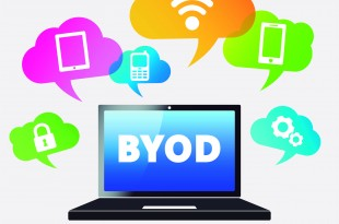 Byod Web Mobile Device Concept [Converted]