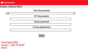 formulario BS