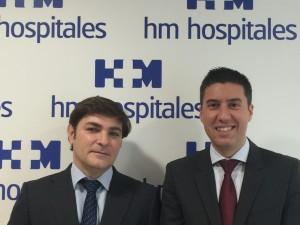 Matías Hernández y Sergio García