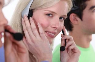 A customer service hotline.