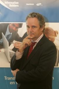 John Manning, director técnico de Information Builders para Ibérica y Latinoamérica