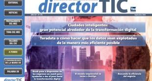 Emagazine de septiembre de DirectorTIC: descubre las novedades del mercado