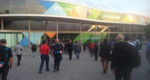 VMware marca un cambio en la perspectiva de producto a plataforma en VMworld Europe 2016