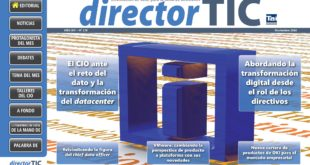 Disponible la emagazine de Director TIC de noviembre