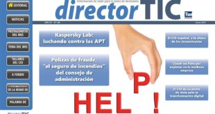 Disponible la emagazine de enero de Director TIC