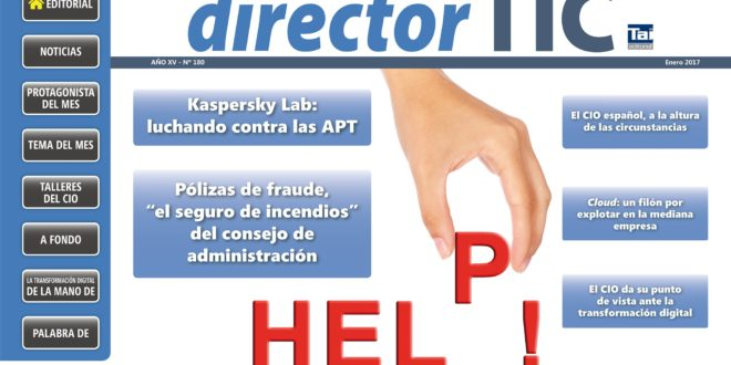 emagazine enero Director TIC