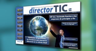 Disponible la e-magazine de febrero de Director TIC