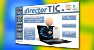 Disponible el número de abril de Director TIC