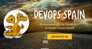 Madrid acogerá la primera edición #DevOps Spain
