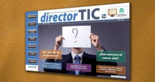 Disponible el número de Director TIC de enero