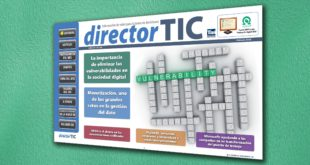 Disponible la e-magazine de Director TIC de febrero