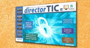 Número de abril de Director TIC