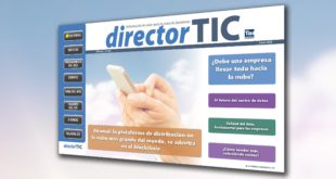 Disponible el número de junio de Director TIC