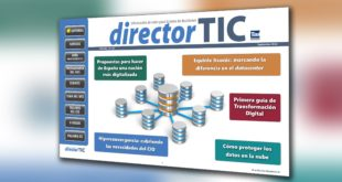 Disponible un nuevo número de Director TIC