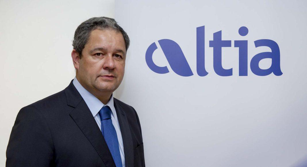 Altia - - Director TIC – Revista TIC – Grupo Tai -Madrid – España