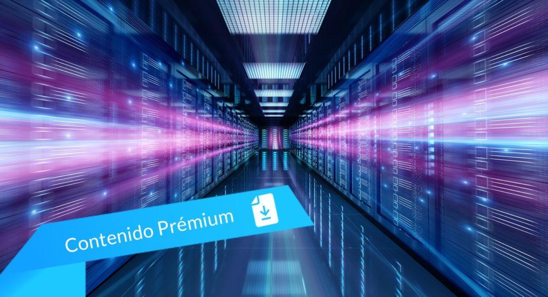 centro de datos - Director TIC - Madrid - España